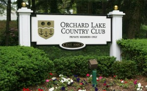 Orchard Lake Country Club